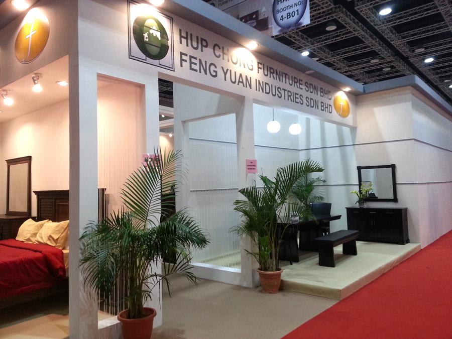 Exhibition 1 M2 Interior Design