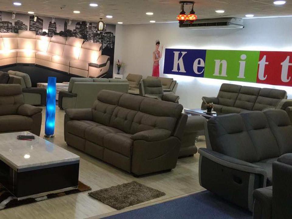 Kenitti Sofa Showroom M2 Interior Design